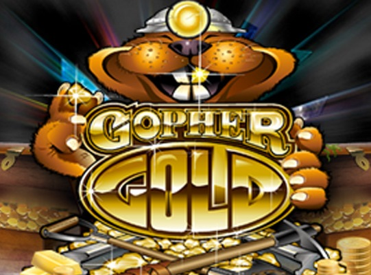 Gopher Gold Online Casino Slot